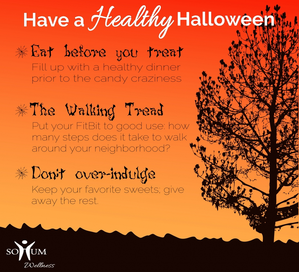 Have a Healthy Halloween