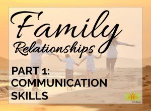 Family Communication Blame Game